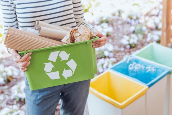 Qué tipo de papel se recicla