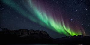 Dónde se ve la aurora boreal