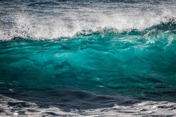 Por qué el mar es azul para niños - Qué es el color explicado para niños