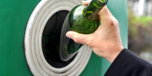 Cómo reciclar vidrio