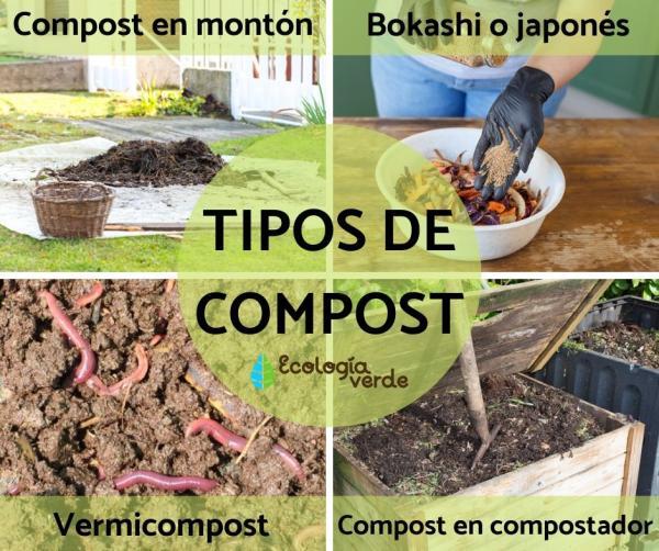 Tipos de compost