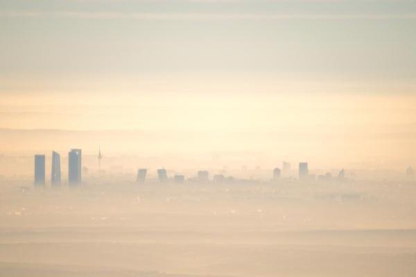 Principales problemas ambientales en Argentina - Contaminación atmosférica en Argentina