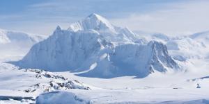Erosión glaciar: definición, tipos y ejemplos