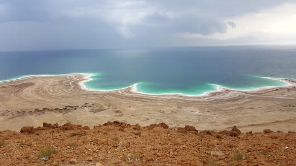 Por qué se llama Mar Muerto y dónde está ubicado - Por qué lo llamamos Mar Muerto