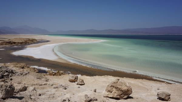 Por qué se llama Mar Muerto y dónde está ubicado