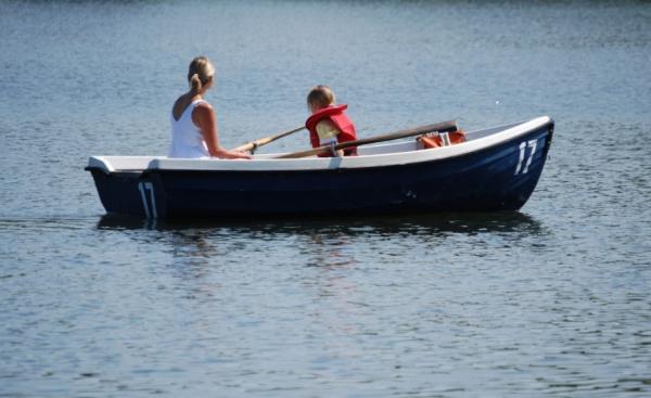 Actividades ecológicas al aire libre - Hacer paseos en barca