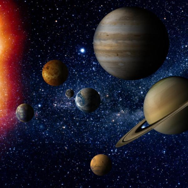El Sistema Solar Explicacion Para Ninos