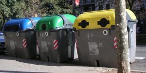 Cuáles son los tipos de contenedores de reciclaje