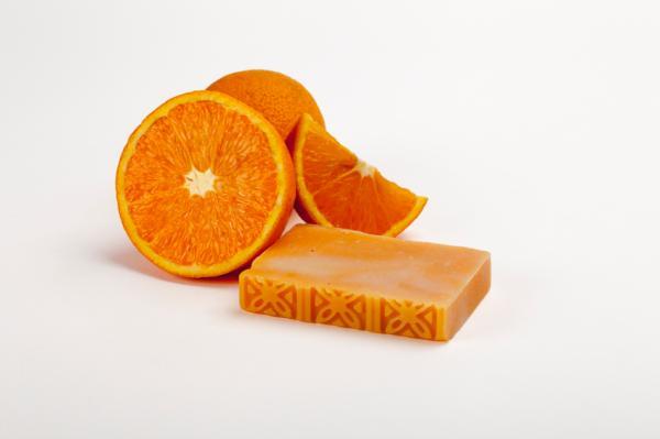 Cómo hacer jabón artesanal de naranja - Propiedades del jabón de naranja para la piel
