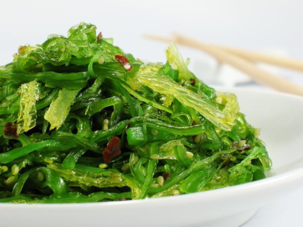 Clasificación de las algas - Qué algas son comestibles – nombres