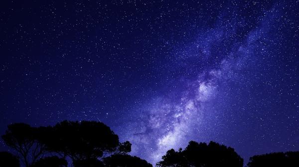 ¿Las estrellas se mueven o están fijas? - El movimiento rotatorio de las estrellas