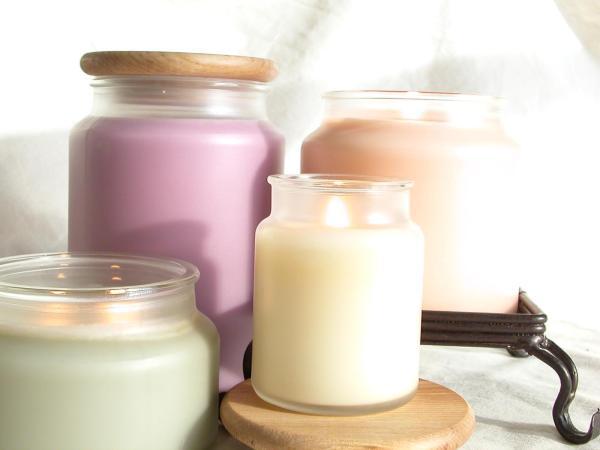 Nueva alternativa en ecología: las velas naturales - Alternativas: cera de soja