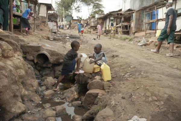 Problemas medioambientales y soluciones - Escasez de agua