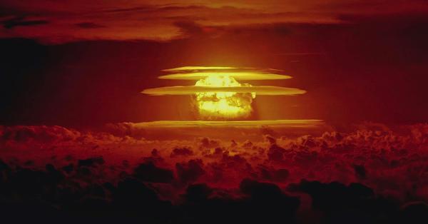 7 desastres naturales causados por el hombre - Desastres nucleares: Castle Bravo y Chérnobil