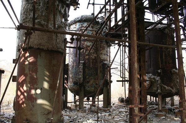 7 desastres naturales causados por el hombre - El desastre de Bhopal