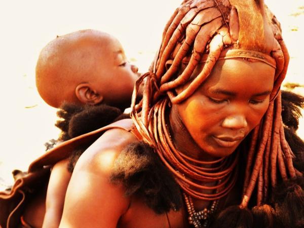 16 tribus africanas: nombres, significados y costumbres - Himba