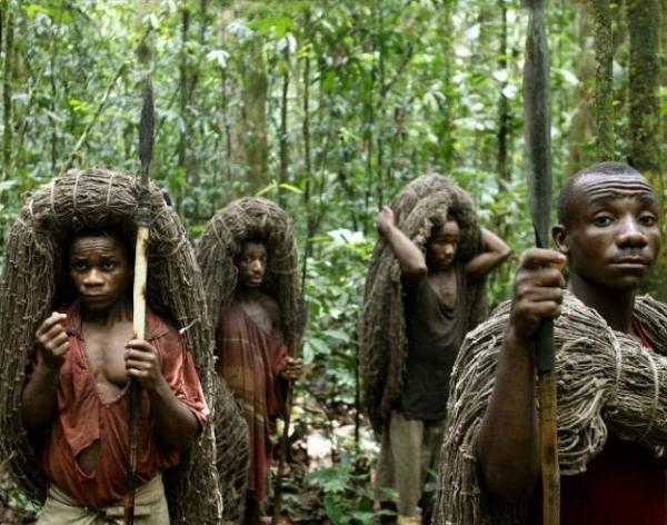 16 tribus africanas: nombres, significados y costumbres - Pigmeos