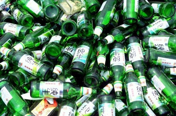Por qué es importante reciclar vidrio - Datos  sobre el reciclado de vidrio