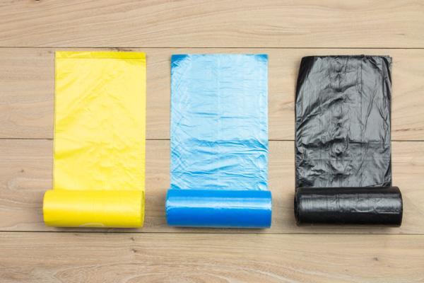 Tipos de plásticos - 4. Plástico LDPE