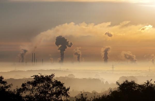 Por qué se contamina el aire