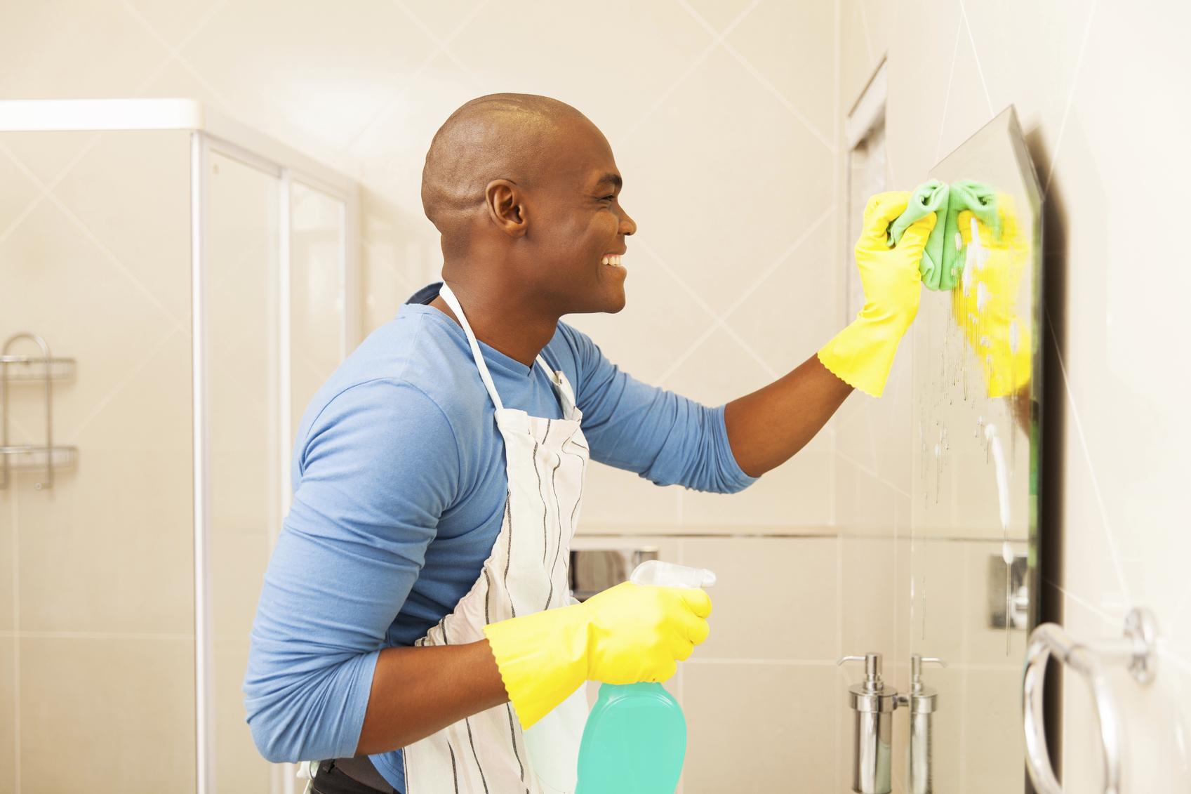 C mo limpiar el ba o de forma ecol gica los mejores trucos for Como limpiar bien el bano