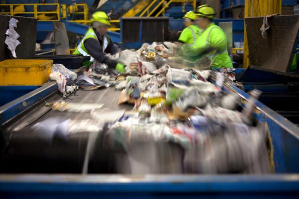 El proceso de reciclaje del papel - Cómo es el proceso de reciclaje del papel