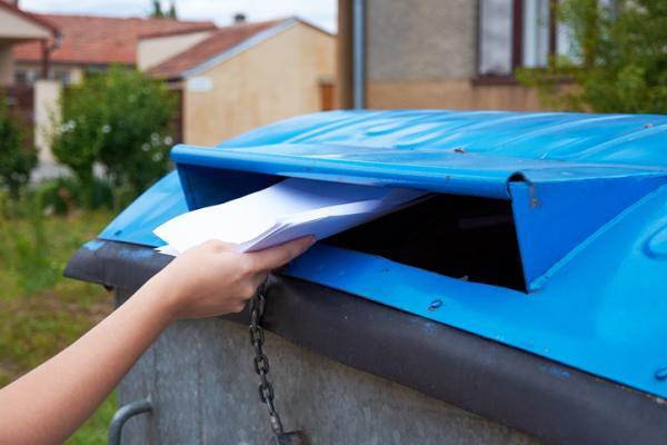 El proceso de reciclaje del papel - Cómo se recicla el papel en casa