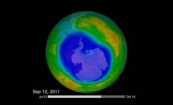 Por qué es tan importante la capa de ozono - Qué es el agujero de la capa de ozono
