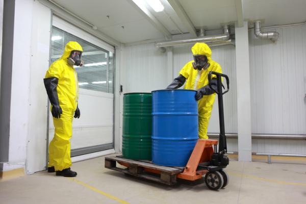 Residuos peligrosos: clasificación, ejemplos y manejo