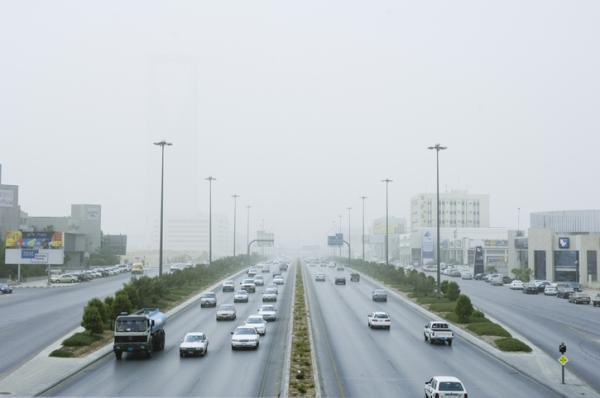 Los países más contaminados del mundo - Arabia Saudita