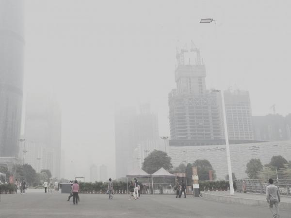 Los países más contaminados del mundo - China