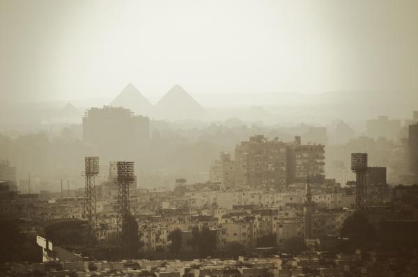 Los países más contaminados del mundo - Egipto