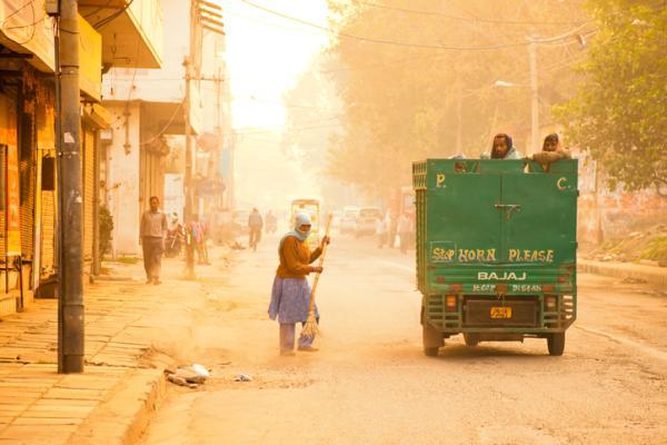 Los países más contaminados del mundo - India