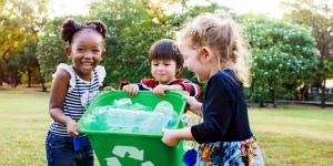 Cómo enseñar a los niños a reciclar la basura