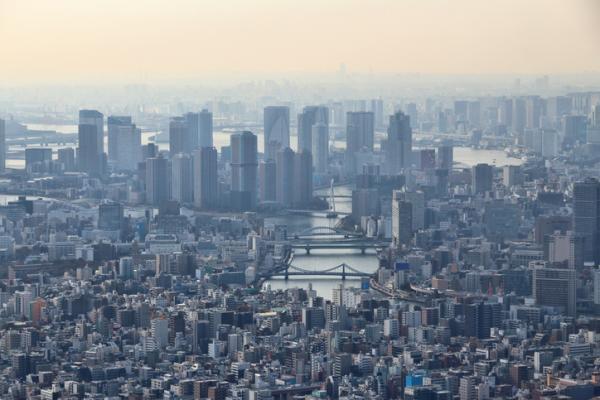 Los países que más contaminan - 5. Japón