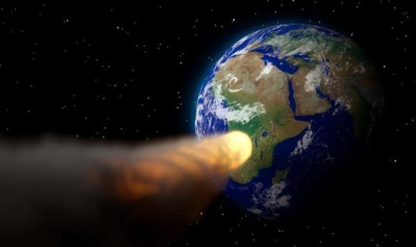 Por qué se extinguieron los dinosaurios - Teoría del meteorito en la extinción de los dinosaurios