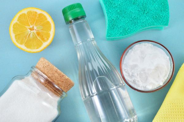 Cómo hacer un desinfectante natural