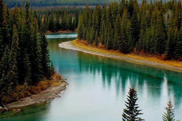 Partes del río y sus características - Qué es un río