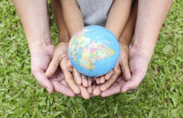 Cómo cuidar el planeta para niños - Por qué debemos cuidar la naturaleza - para niños
