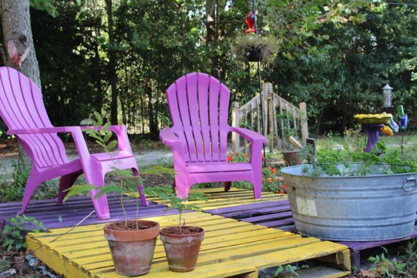 Arreglar un jardín, ¿cómo hacerlo? - ideas y consejos - Cómo decorar un jardín - ideas de adornos