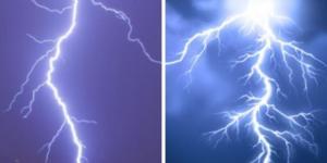 Diferencia entre rayo y relámpago