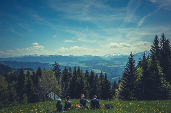 Cuáles son los beneficios de estar en contacto con la naturaleza