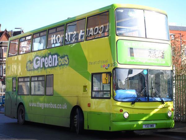 Cómo evitar el cambio climático - Usa el transporte público o comparte el transporte privado