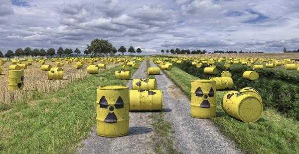 Ventajas y desventajas de la energía nuclear - Desventajas de la energía nuclear por fisión