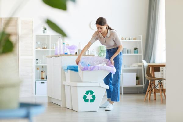 Cómo separar la basura - Consejos para separar la basura en casa