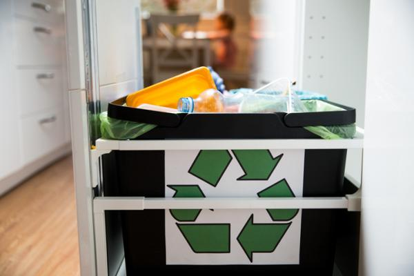 Cómo separar la basura - Envases y plástico