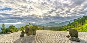 Jardín zen: qué es y cómo hacerlo