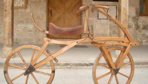 ¿Cuándo se inventó la bicicleta?