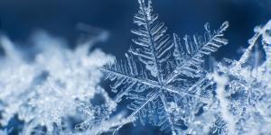 Cómo se forma la nieve y el granizo
