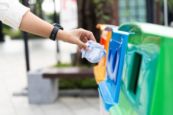 Cosas que se pueden reciclar - Papel